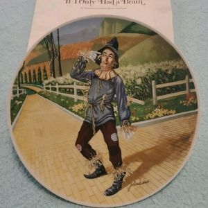 Knowles 1979 Wizard of Oz Collectors Plate